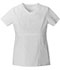 Photograph of WW Core Stretch Women's V-Neck Top White 24703-WHTW