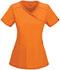 Photograph of Infinity by Cherokee Women's Mock Wrap Top Orange 2625A-OAPS