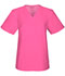Photograph of Workwear WW Flex Unisex Unisex V-Neck Top Pink 34777A-SHPW