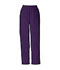 Photograph of WW Originals Women\'s Natural Rise Tapered Leg Pull-On Pant Purple 4001P-EGGW