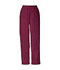 Photograph of WW Originals Women\'s Natural Rise Tapered Leg Pull-On Pant Purple 4001P-WINW