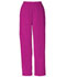 Photograph of WW Originals Women Natural Rise Tapered Leg Pull-On Pant Pink 4001-AZLW