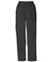 Photograph of WW Originals Women\'s Natural Rise Tapered Leg Pull-On Pant Black 4001-BLKW