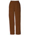 Photograph of WW Originals Women\'s Natural Rise Tapered Leg Pull-On Pant Brown 4001-CHCW