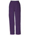 Photograph of WW Originals Women\'s Natural Rise Tapered Leg Pull-On Pant Purple 4001-EGGW