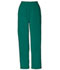 Photograph of WW Originals Women\'s Natural Rise Tapered Leg Pull-On Pant Green 4001-HUNW