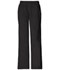 Photograph of WW Core Stretch Women's Mid Rise Pull-On Pant Cargo Pant Black 4005-BLKW