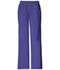 Photograph of WW Core Stretch Women's Mid Rise Pull-On Pant Cargo Pant Purple 4005-GRPW