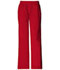 Photograph of WW Core Stretch Women's Mid Rise Pull-On Pant Cargo Pant Red 4005-REDW