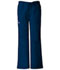 Photograph of WW Originals Women's Low Rise Drawstring Cargo Pant Blue 4020P-NAVW