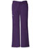 Photograph of WW Originals Women\'s Low Rise Drawstring Cargo Pant Purple 4020-EGGW