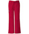 Photograph of WW Originals Women's Low Rise Drawstring Cargo Pant Red 4020-REDW