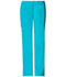 Photograph of WW Core Stretch Women\'s Mid Rise Drawstring Cargo Pant Blue 4044P-TRQW