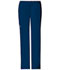 Photograph of WW Core Stretch Women\'s Mid Rise Drawstring Cargo Pant Blue 4044T-NAVW