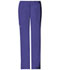 Photograph of WW Core Stretch Women Mid Rise Drawstring Cargo Pant Purple 4044-GRPW