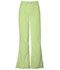 Photograph of WW Originals Women's Natural Rise Flare Leg Drawstring Pant Green 4101P-CELW