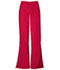 Photograph of WW Originals Women\'s Natural Rise Flare Leg Drawstring Pant Red 4101T-REDW
