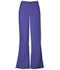 Photograph of WW Originals Women\'s Natural Rise Flare Leg Drawstring Pant Purple 4101-GRPW