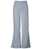 Photograph of WW Originals Women\'s Natural Rise Flare Leg Drawstring Pant Gray 4101-GRYW