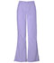 Photograph of WW Originals Women's Natural Rise Flare Leg Drawstring Pant Purple 4101-ORCW