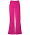 Photograph of WW Originals Women's Natural Rise Flare Leg Drawstring Pant Red 4101-RASW
