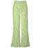 Photograph of WW Originals Women\'s Natural Rise Flare Leg Drawstring Pant Green 4101-SAGW
