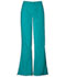 Photograph of WW Originals Women Natural Rise Flare Leg Drawstring Pant Green 4101-TLBW