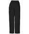 Photograph of WW Originals Women\'s Natural Rise Tapered LPull-On Cargo Pant Black 4200-BLKW