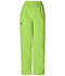 Photograph of WW Originals Women's Natural Rise Tapered Pull-On Cargo Pant Green 4200-LMGW