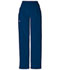 Photograph of WW Originals Women's Natural Rise Tapered Pull-On Cargo Pant Blue 4200-NAVW