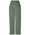 Photograph of WW Originals Women's Natural Rise Tapered Pull-On Cargo Pant Green 4200-OLVW
