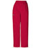Photograph of WW Originals Women\'s Natural Rise Tapered LPull-On Cargo Pant Red 4200-REDW