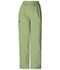 Photograph of WW Originals Women Natural Rise Tapered Pull-On Cargo Pant Green 4200-SAGW