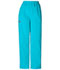 Photograph of WW Originals Women's Natural Rise Tapered Pull-On Cargo Pant Blue 4200-TRQW