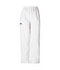 Photograph of WW Originals Women's Natural Rise Tapered Pull-On Cargo Pant White 4200-WHTW