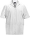 Photograph of WW Originals Men's Men's Zip Front Jacket White 4300-WHTW