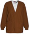 Photograph of WW Originals Women\'s Cardigan Warm-Up Jacket Brown 4301-CHCW