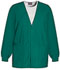 Photograph of WW Originals Women\'s Cardigan Warm-Up Jacket Green 4301-HUNW