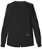 Photograph of WW Core Stretch Women\'s Zip Front Warm-Up Jacket Black 4315-BLKW