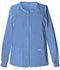 Photograph of WW Core Stretch Women\'s Zip Front Warm-Up Jacket Blue 4315-CIEW