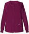 Photograph of WW Core Stretch Women\'s Zip Front Warm-Up Jacket Purple 4315-WINW