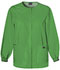 Photograph of WW Originals Women's Snap Front Warm-Up Jacket Green 4350-ALOW