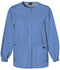 Photograph of WW Originals Women's Snap Front Warm-Up Jacket Blue 4350-CIEW