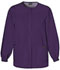 Photograph of WW Originals Women\'s Snap Front Warm-Up Jacket Purple 4350-EGGW
