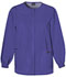 Photograph of WW Originals Women\'s Snap Front Warm-Up Jacket Purple 4350-GRPW