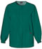 Photograph of WW Originals Women's Snap Front Warm-Up Jacket Green 4350-HUNW