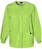 Photograph of WW Originals Women\'s Snap Front Warm-Up Jacket Green 4350-LMGW