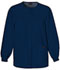 Photograph of WW Originals Women Snap Front Warm-Up Jacket Blue 4350-NAVW