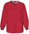 Photograph of WW Originals Women\'s Snap Front Warm-Up Jacket Red 4350-REDW