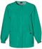 Photograph of WW Originals Women's Snap Front Warm-Up Jacket Green 4350-SGRW